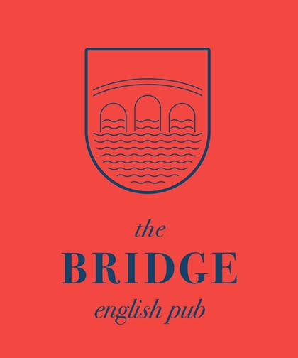логотип для бара BRIDGE